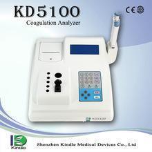 China Automated blood coagulation analyzers KD5100 on sale