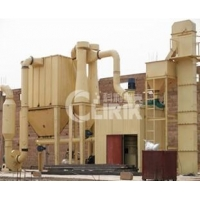 Phosphate ore fine powder grinding machine