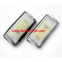 LED License Plates BMW E46-4D LED License Plate Lamp