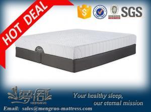 China rollable mattress memory foam compressed roll mattress on sale