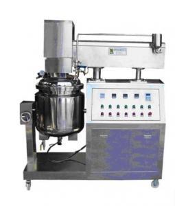 China Vacuum Emulsifying Machine Cream Making Machine on sale