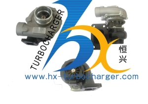 China Turbocharger TA3120 466854-0001 for PERKINS vehicle on sale