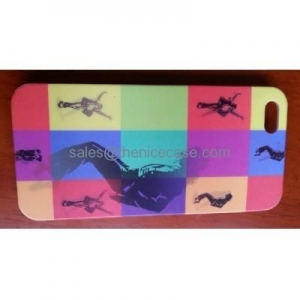 China 3D cell phone cases, IMD/IML Tech. PC Hard Cell Phone Cases on sale