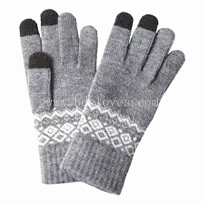 China winter thick touch screen gloves on sale