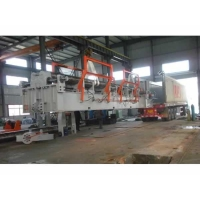 3 Roller Plate Bending Machine for Trailer