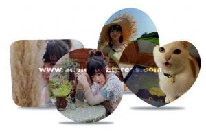 China 5cm/9.5cm Fridge Magnet Sticker on sale