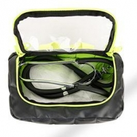 G3 First Aid Small Universal Kit, Black w/ Fluorescent Handle