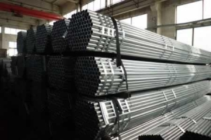 China Scaffolding Tube Pre-Galvanized Tube on sale