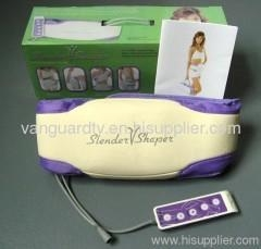 China Slender Shaper, Vibro Shape Belt, Massager Belt on sale