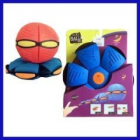 China New flexible EVA phlat ball toys ufo frisbee ball flying disc ball throw a disc, catch a ball on sale