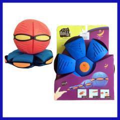 China New flexible EVA phlat ball toys ufo frisbee ball flying disc ball throw a disc, catch a ball on sale