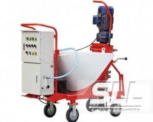 China N5 Completely Automatic Plastering Machine on sale