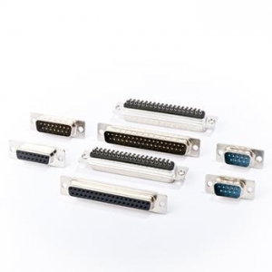 China DB01 D-SUB Solder Type Connector on sale