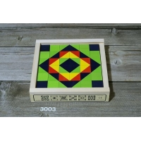 China ATELIER FISCHER Cube Mosaic - 36 cubes on sale