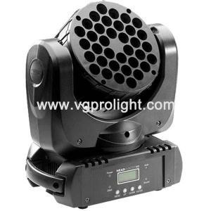 China Mac 101 36x3w cree led moving head beam on sale