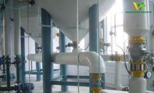 China Cotton Seed Oil Fractionation Equipment Cotton Seed Oil Fractionation Plant on sale