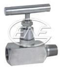 China ANSI J11W/H Internal And External Thread Needle Valve Sizes: 6~15mm Flow on sale