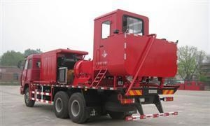 China Truck-mounted Cementing Equipment on sale