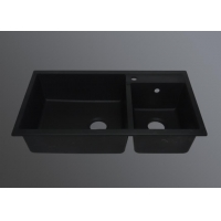 quartz composite kitchen sinks BA-QS001