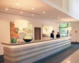 China hospital reception counter designs BHPR-004 on sale
