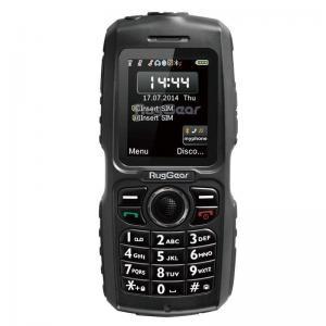 China RugGear Mariner Phone - RG100 Unlocked Waterproof cell Phone (Black) on sale