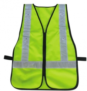 China CE Approved Traffic Safety Vest on sale
