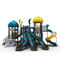 Outdoor Playground Equipment KQ50057A