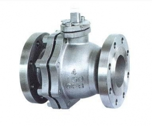 China ball valve flange type Flange Type Ball Valve on sale