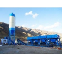 China Stabilized soil batching plant on sale