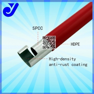 China JY-4000DH-P|red lean pipe|ABS pipe|automation lean pipe|assembly line coated pipe on sale
