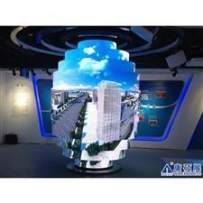 China Spiral LED Display on sale