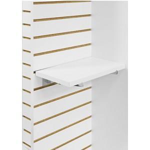 China Slatwall Display Shelf - 14 x 8 on sale