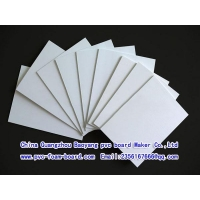 China Best high quality cheap price kitchen cabinets pvc foam board expanded pvc sheet on sale