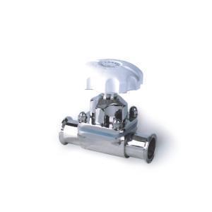 China Sanitary Butterfly Valve Diaphragm valves on sale