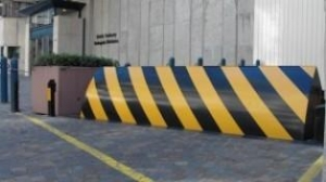 China High Security Vehicle Barricades / Road Blockers on sale