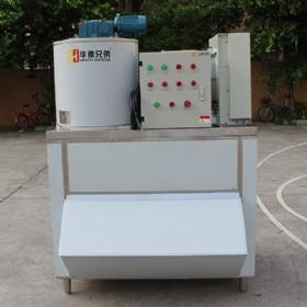 China 1T per day ice flaker machine on sale