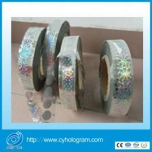 China Security Holographic Label in Roll on sale