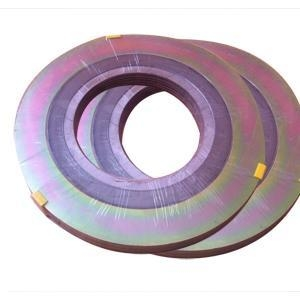 China ASME B16.20 Spiral Wound Gasket, RF, DN150 on sale