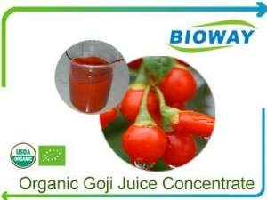 China Organic Goji Concentrate on sale