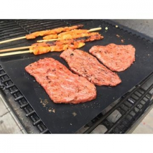 China Super Non-stick BBQ Grill Cooking Mat on sale