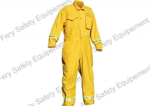 China NOMEX fire fighting clothing on sale