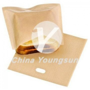 China Non Stick Reusable Toaster Bags on sale