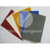 China Double Side Heat Insulators Fluorin Coated Fabrics for sale