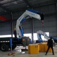High quality Haitai SQ series truck crane
