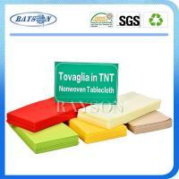 Disposable table cloth(pp non woven fabric)
