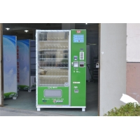 China Automatic Coffee / Yogurt Vending Machines , Kiosk Vending Merchandiser on sale