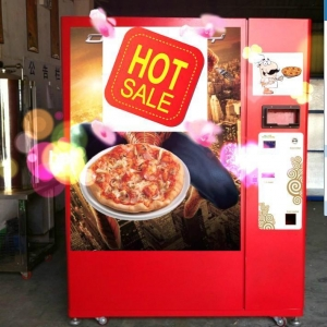 China chicken pie vending machine on sale