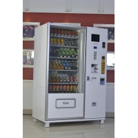 Debit & Credit Card / Coin operated Drinks Coffee Vending Machines In Schools