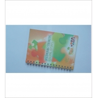 China personalized hard cover agenda on sale