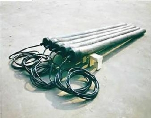 China High Silicon Cast Iron Rod Anode on sale